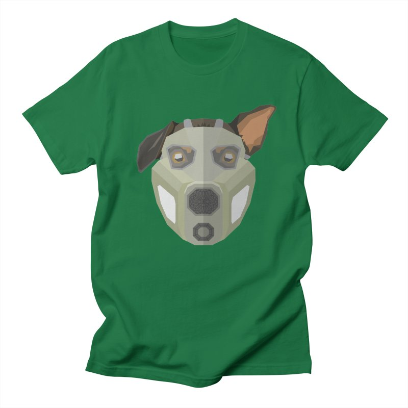 Quarantine Jack Russel Men's T-Shirt by IamIamI's Artist Shop