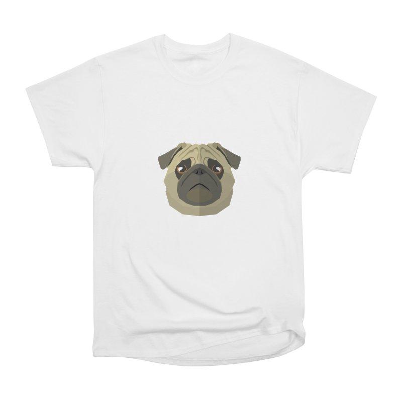Doggoz Pug Women's T-Shirt by IamIamI, UAreUareU?