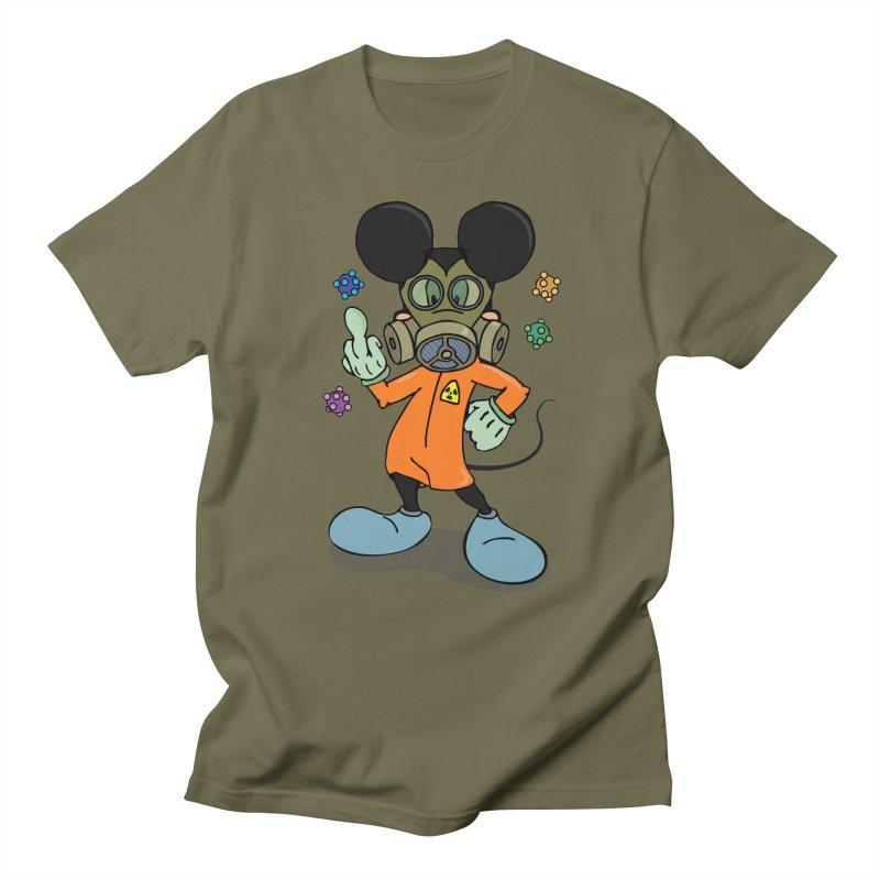 Disney lockdown Men's T-Shirt by IamIamI's Artist Shop