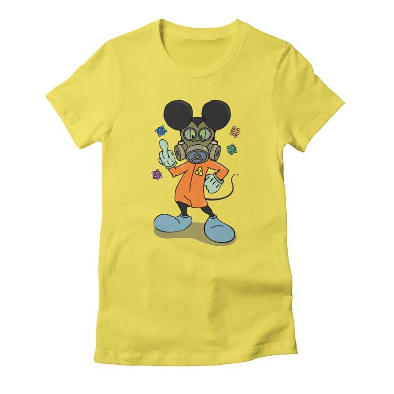 Disney lockdown Women's T-Shirt by IamIamI, UAreUareU?