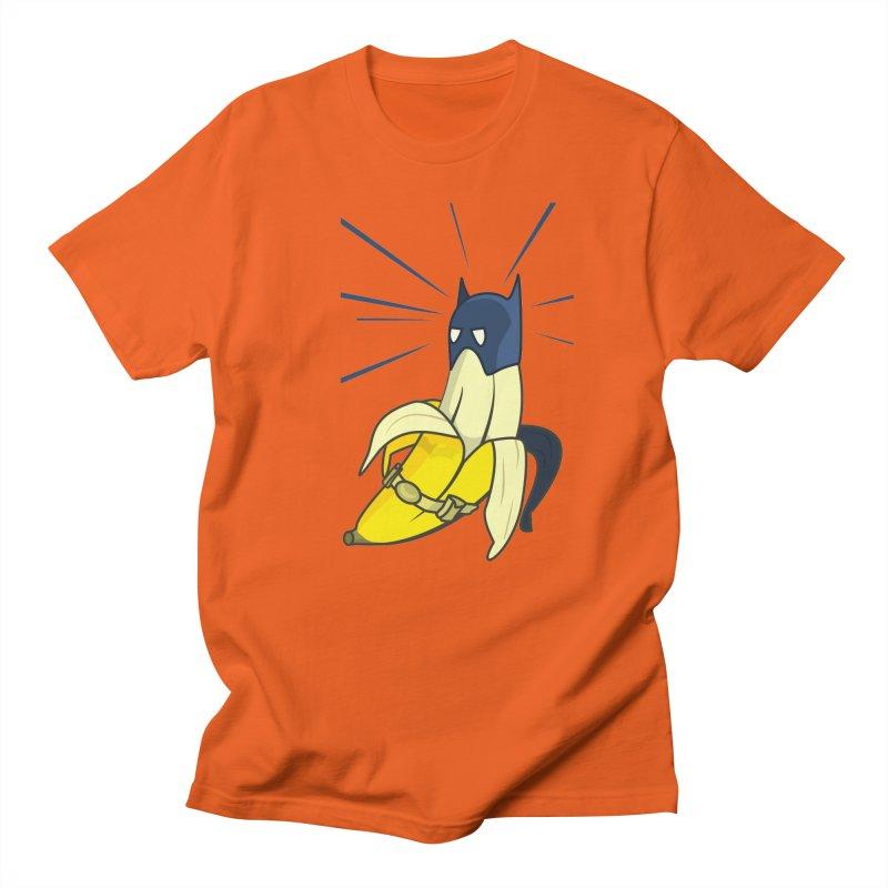 Bananananananananana batman Men's T-Shirt by IamIamI, UAreUareU?