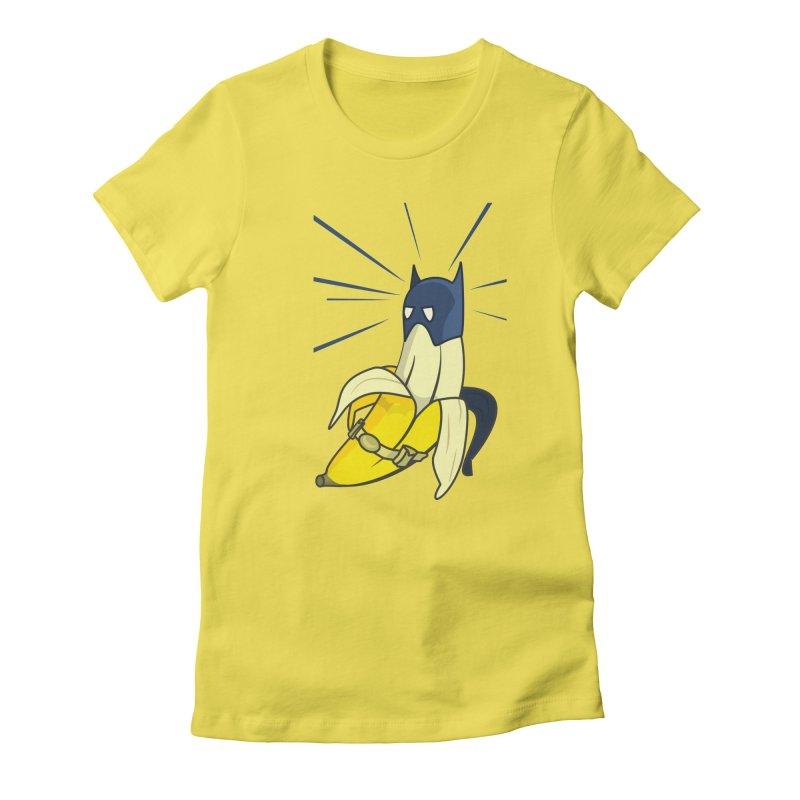 Bananananananananana batman Women's T-Shirt by IamIamI, UAreUareU?