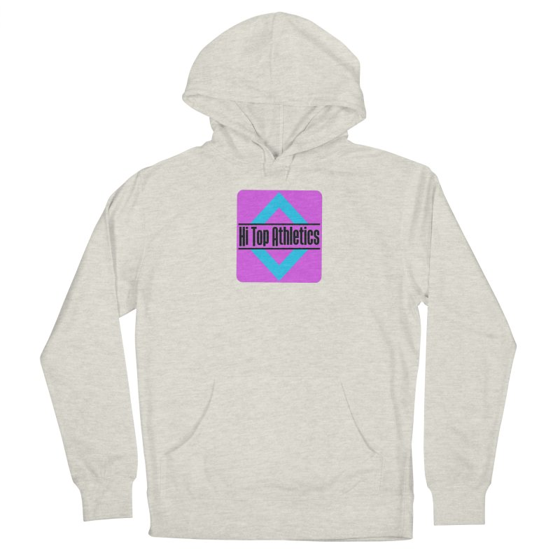 Hi Top 87 Men's Pullover Hoody by Hi Top Athletics