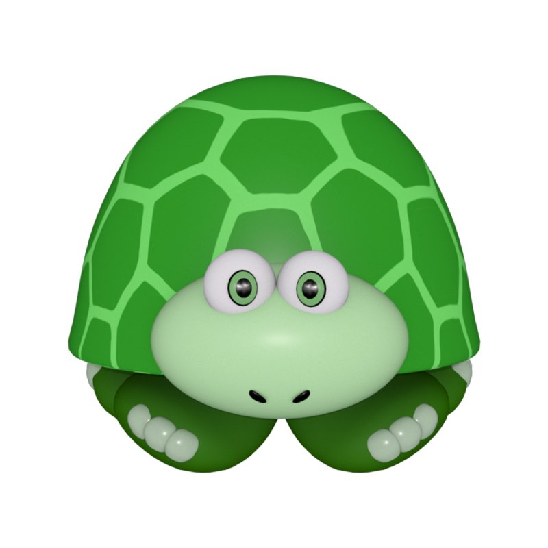 Turtle by Me&My3D