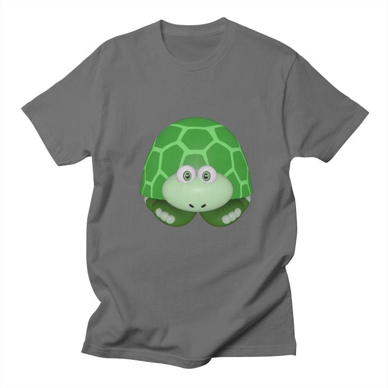 Turtle Men's T-Shirt by Me&My3D