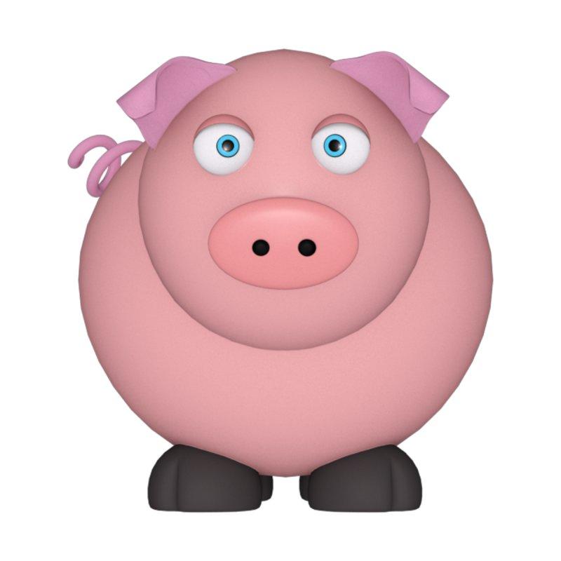 Ping Pig Kids Baby Zip-Up Hoody by Me&My3D
