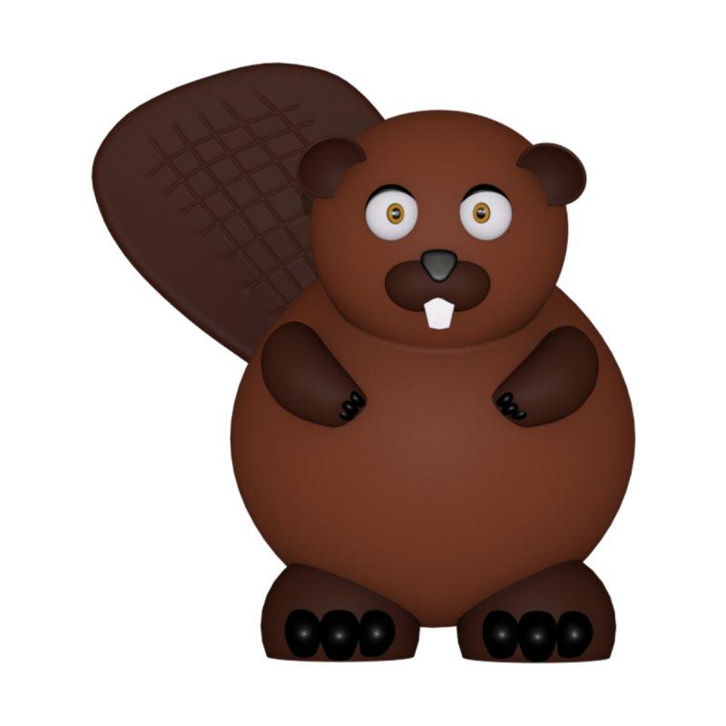 Beaver Kids Baby Zip-Up Hoody by Me&My3D