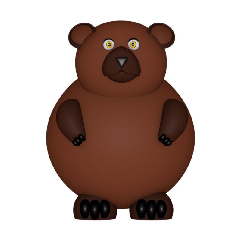 Bear Kids Baby Zip-Up Hoody by Me&My3D