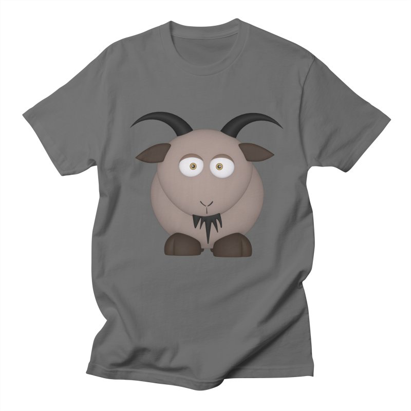 Bock/Aries Men's T-Shirt by Me&My3D