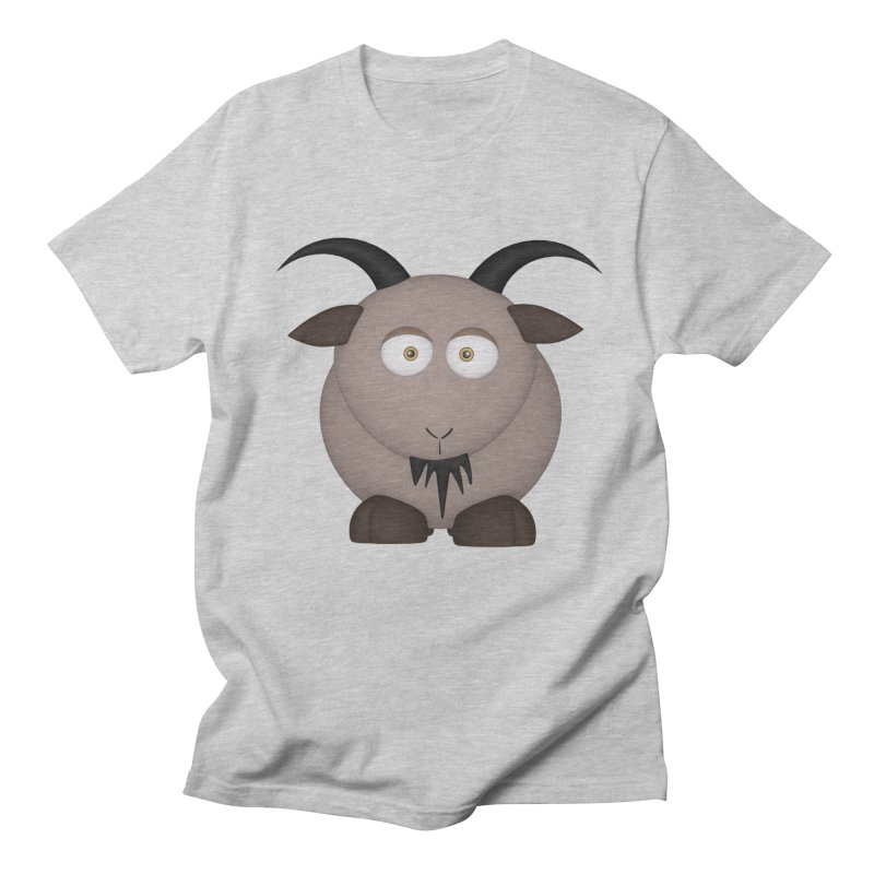 Bock/Aries Men's Regular T-Shirt by Me&My3D