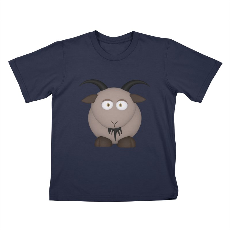 Bock/Aries Kids T-Shirt by Me&My3D