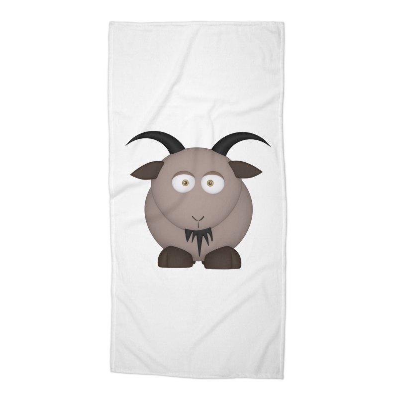 Bock/Aries Accessories Beach Towel by Me&My3D