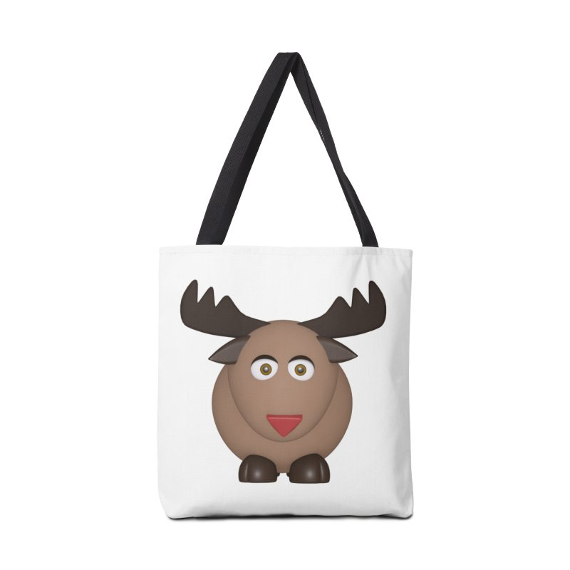 Elk/Reindeer Accessories Bag by Me&My3D