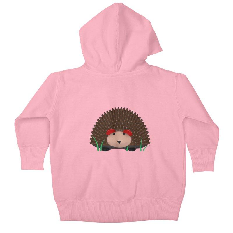 Hedgehog Kids Baby Zip-Up Hoody by Me&My3D