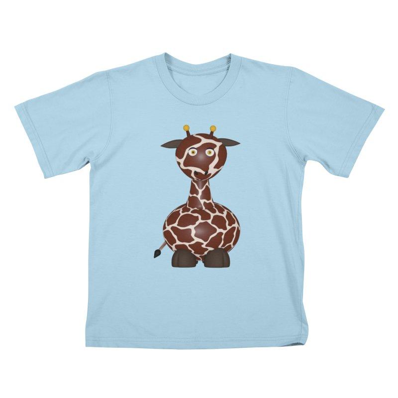 Giraffe   by Me&My3D