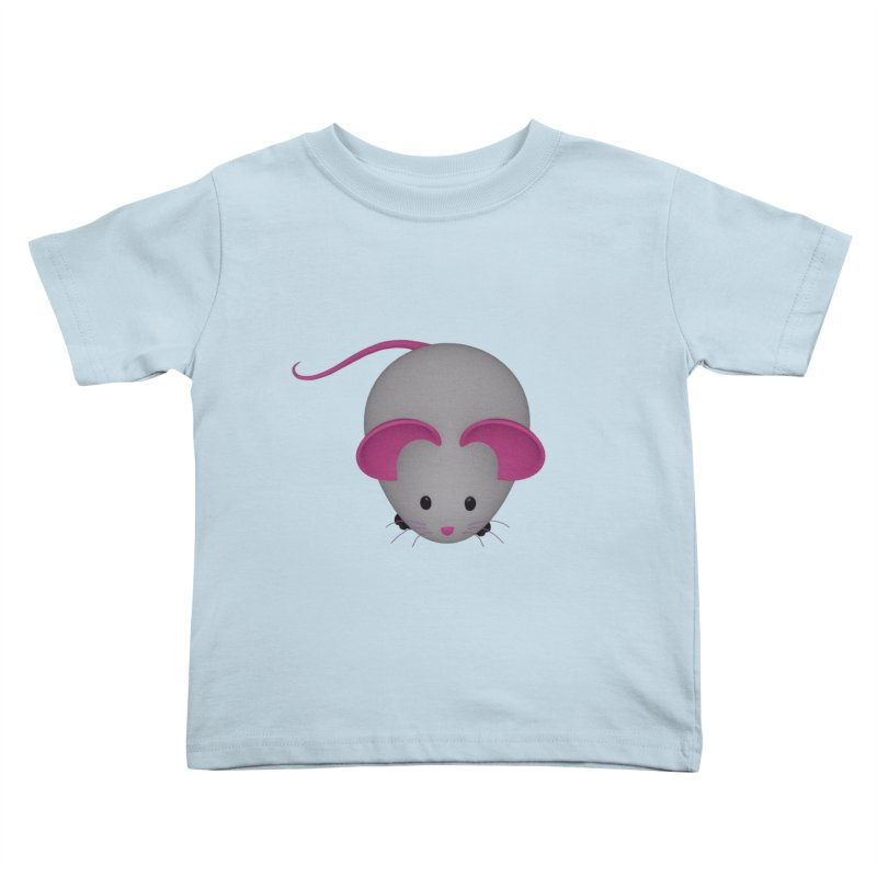 Mouse Kids Toddler T-Shirt by Me&My3D