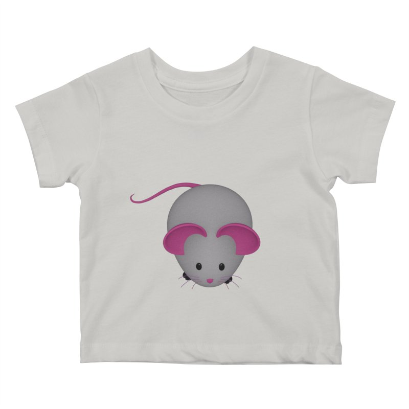 Mouse Kids Baby T-Shirt by Me&My3D