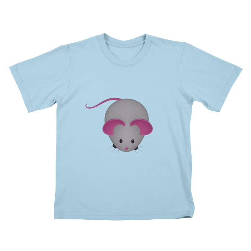 Mouse Kids T-Shirt by Me&My3D