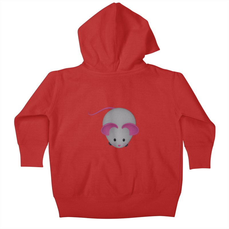 Mouse Kids Baby Zip-Up Hoody by Me&My3D