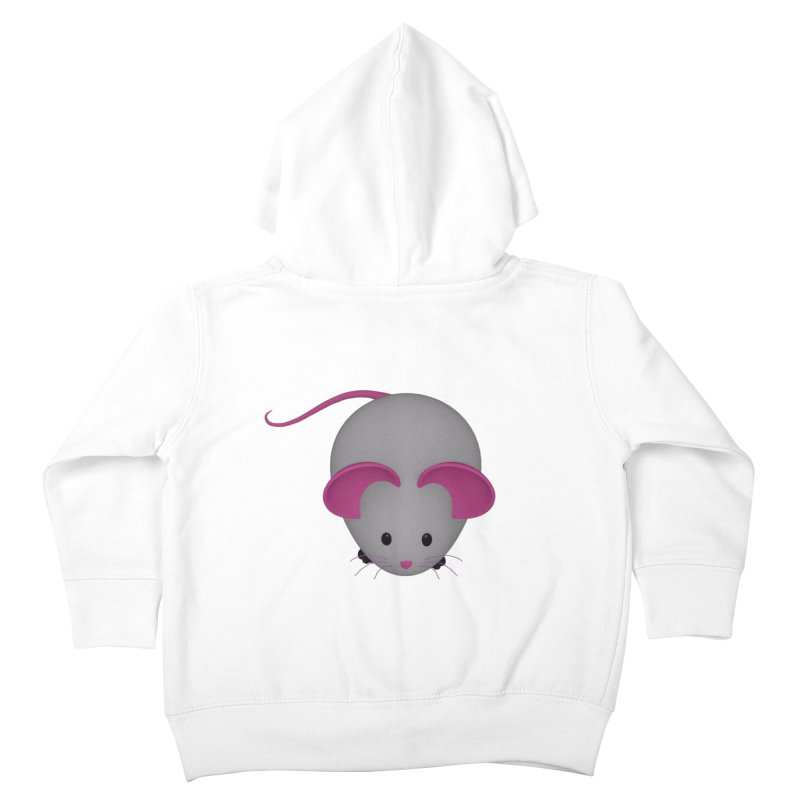 Mouse Kids Toddler Zip-Up Hoody by Me&My3D