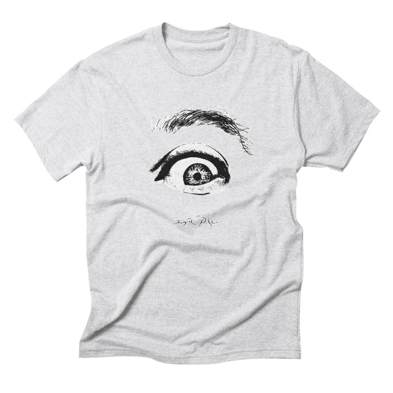 The Eye Men's Triblend T-Shirt by IgorPose's Artist Shop