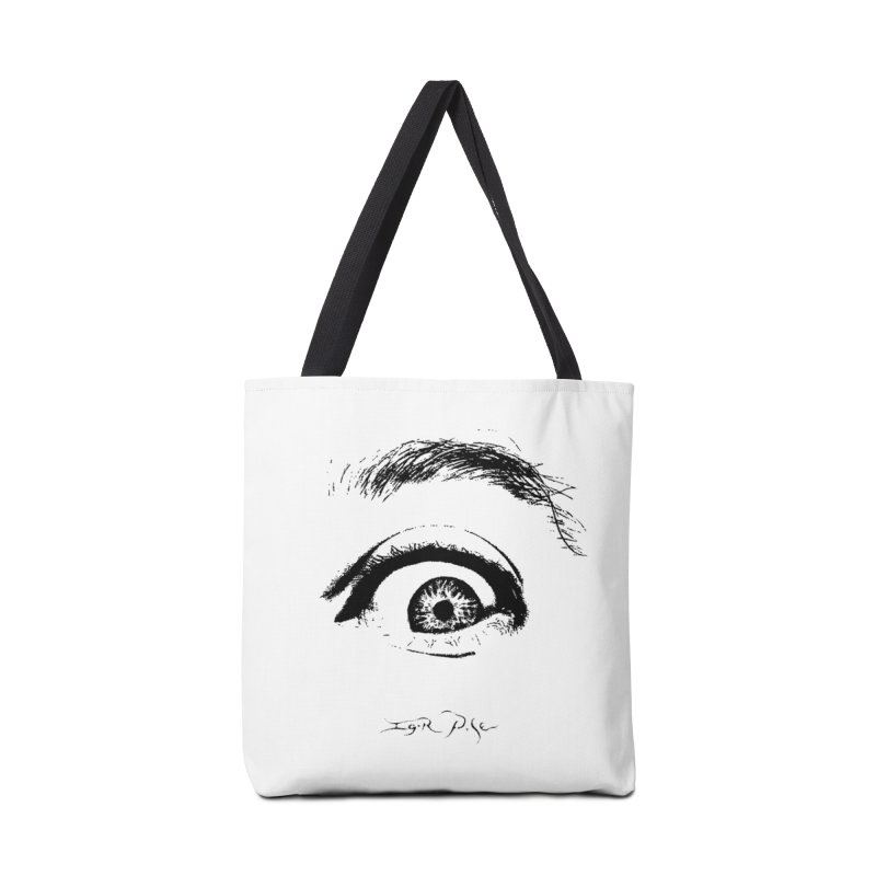 The Eye Accessories Tote Bag Bag by IgorPose's Artist Shop