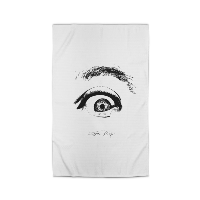 The Eye Home Rug by IgorPose's Artist Shop