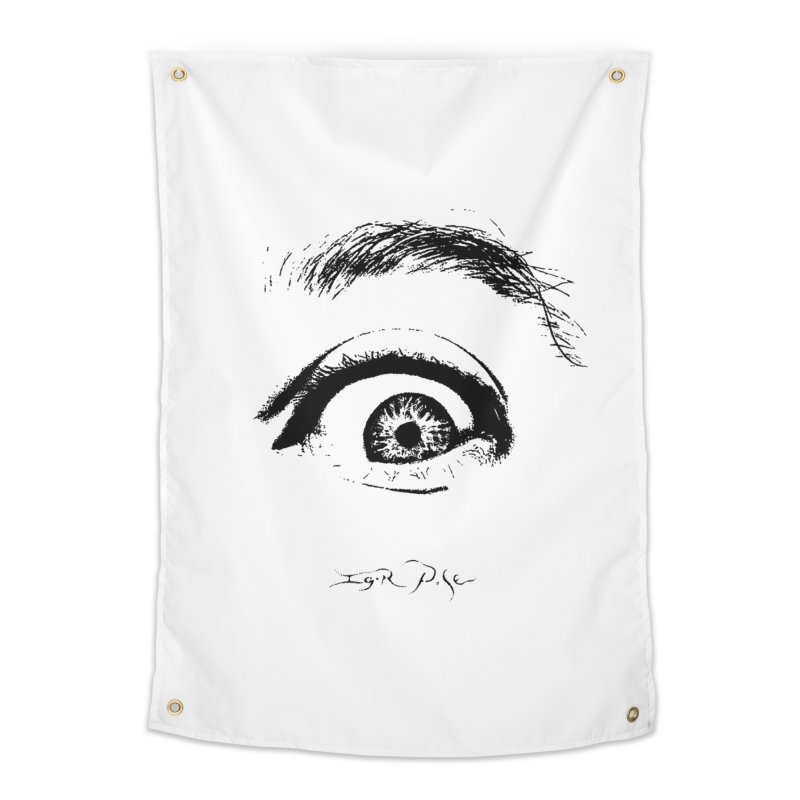 The Eye Home Tapestry by IgorPose's Artist Shop