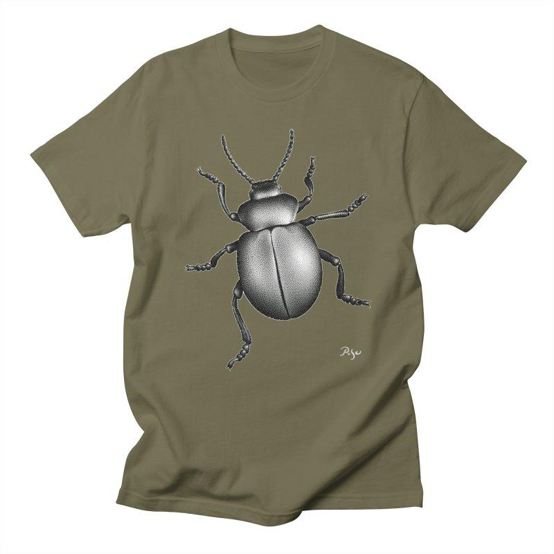 Armored Jewel by Igor Pose Men's T-Shirt by IgorPose's Artist Shop