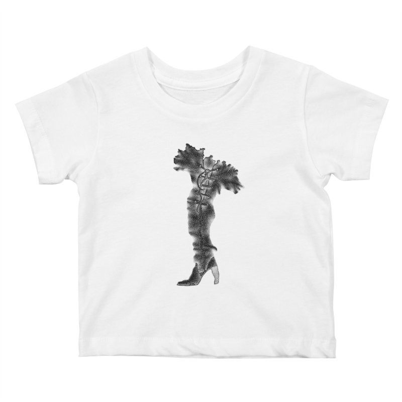 Footwear Land by Igor Pose Kids Baby T-Shirt by IgorPose's Artist Shop