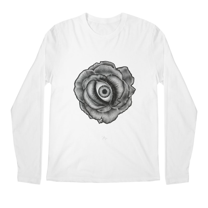 See You by Igor Pose Men's Longsleeve T-Shirt by IgorPose's Artist Shop
