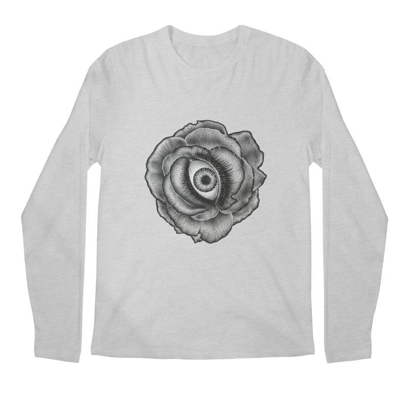 See You by Igor Pose Men's Regular Longsleeve T-Shirt by IgorPose's Artist Shop