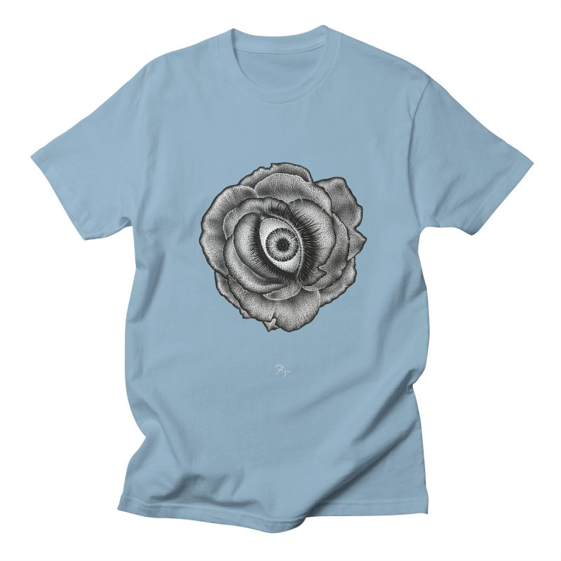 See You by Igor Pose Men's Regular T-Shirt by IgorPose's Artist Shop