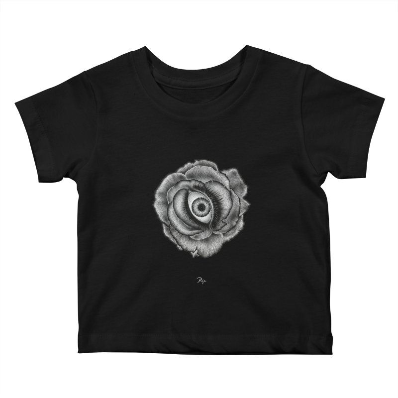 See You by Igor Pose Kids Baby T-Shirt by IgorPose's Artist Shop