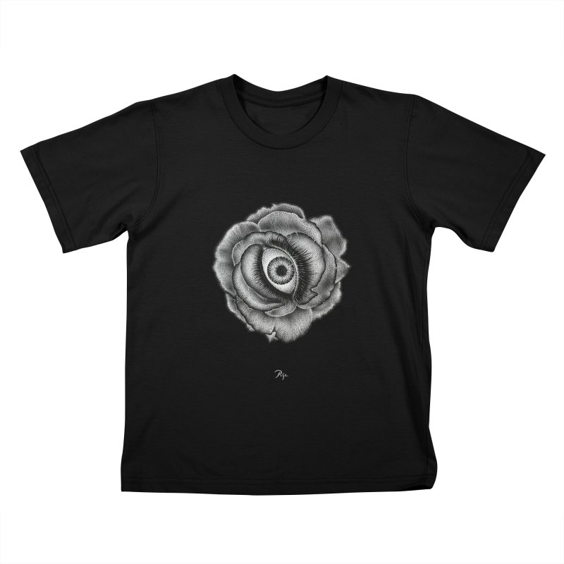See You by Igor Pose Kids T-shirt by IgorPose's Artist Shop