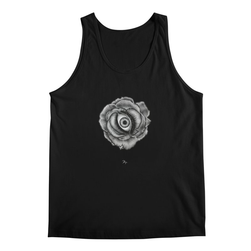 See You by Igor Pose Men's Tank by IgorPose's Artist Shop
