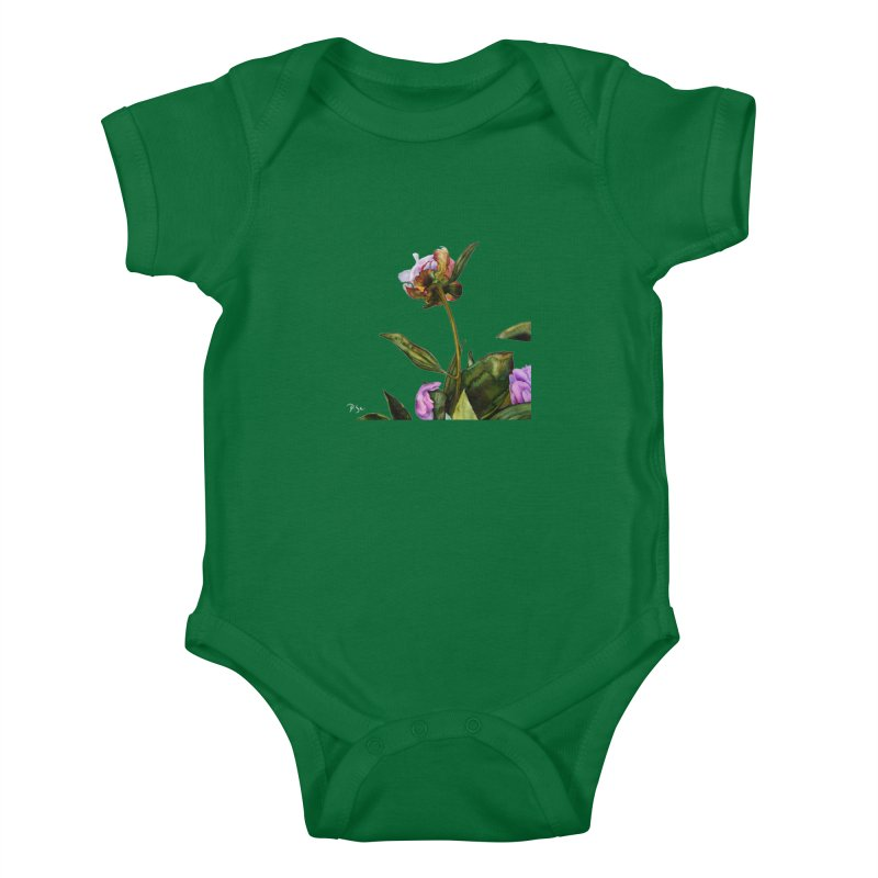Upward by Igor Pose Kids Baby Bodysuit by IgorPose's Artist Shop