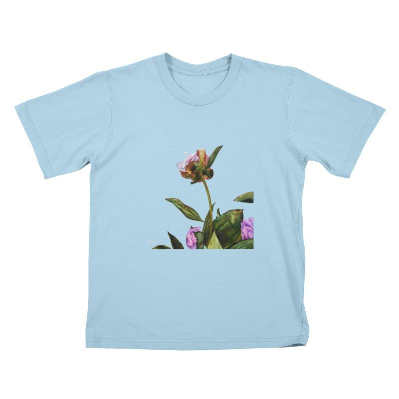 Upward by Igor Pose Kids T-Shirt by IgorPose's Artist Shop
