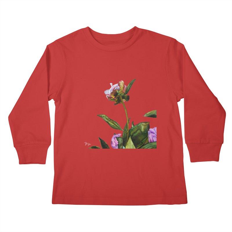 Upward by Igor Pose Kids Longsleeve T-Shirt by IgorPose's Artist Shop