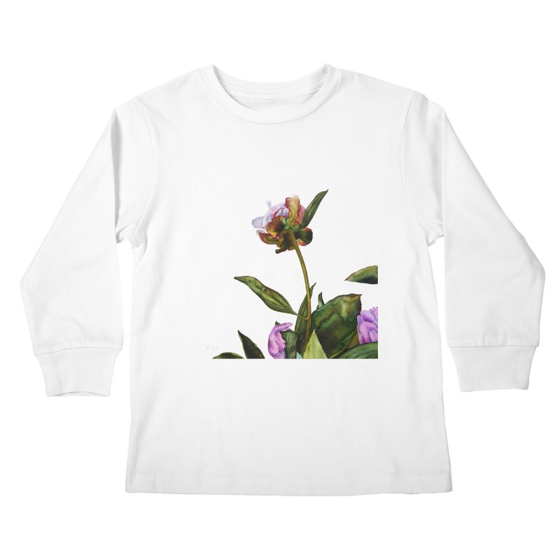 Upward by Igor Pose Kids Longsleeve T-Shirt by IgorPose's Artist Shop