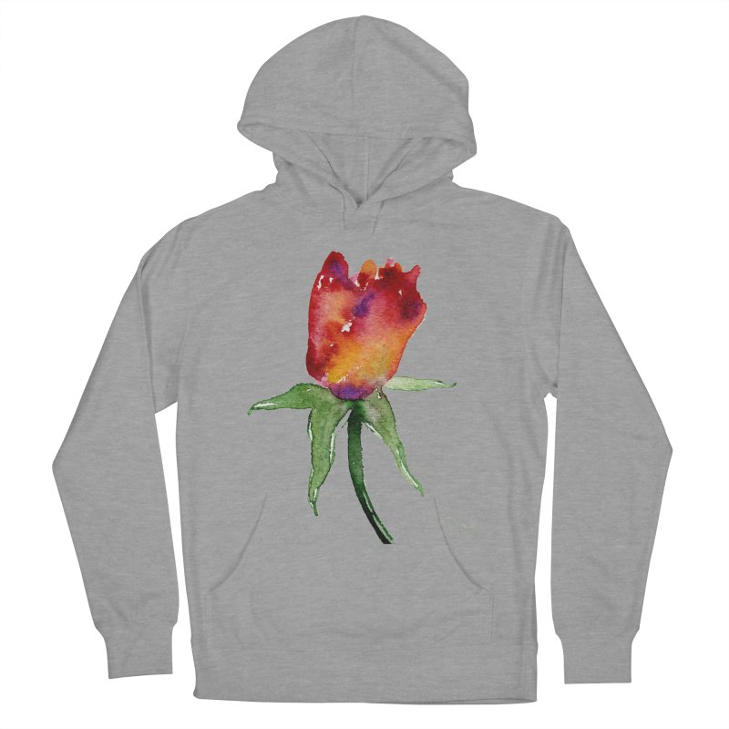 Innocence by Igor Pose Women's French Terry Pullover Hoody by IgorPose's Artist Shop