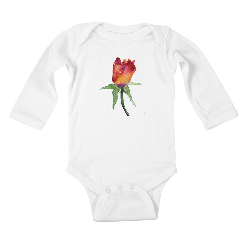 Innocence by Igor Pose Kids Baby Longsleeve Bodysuit by IgorPose's Artist Shop