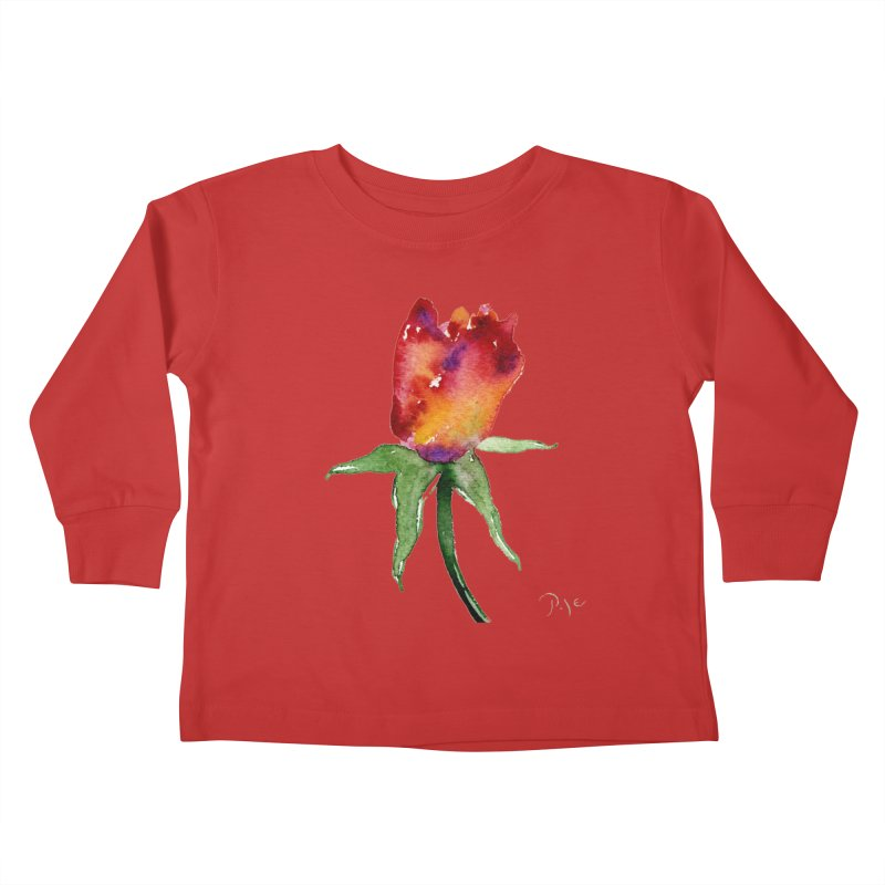 Innocence by Igor Pose Kids Toddler Longsleeve T-Shirt by IgorPose's Artist Shop