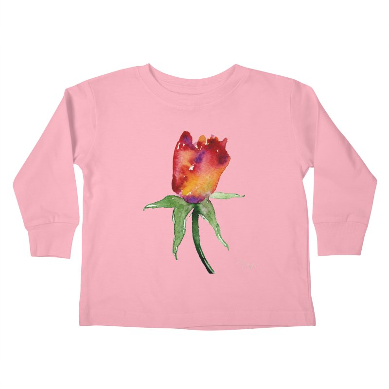 Innocence by Igor Pose Kids Toddler Longsleeve T-Shirt by IgorPose's Artist Shop