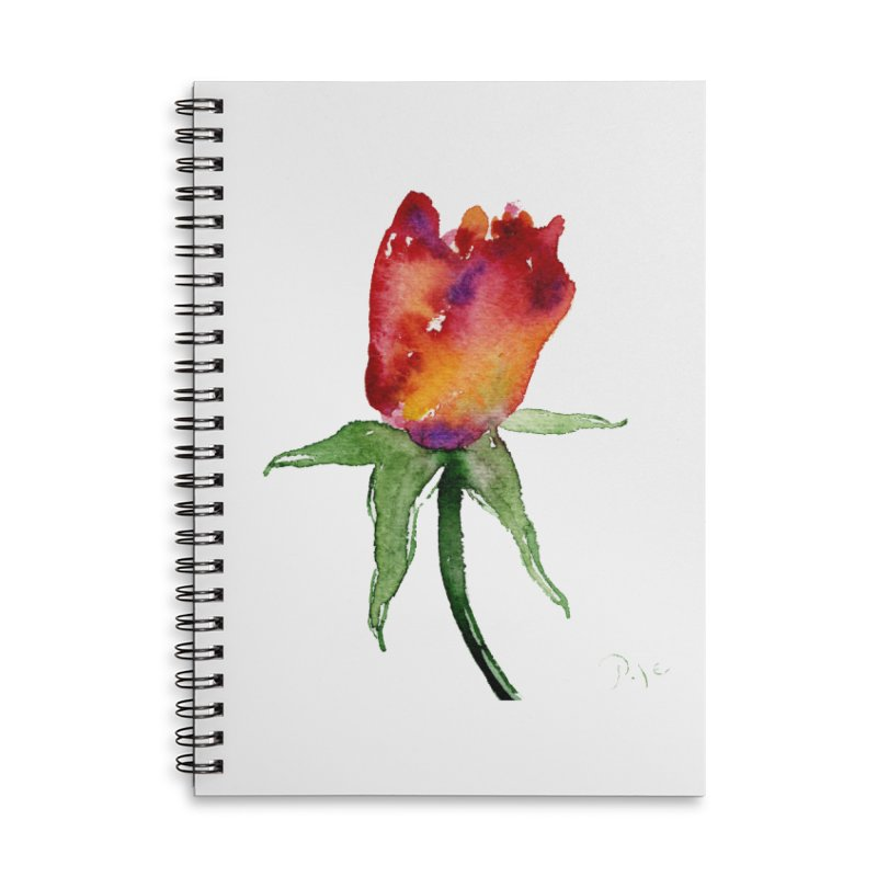 Innocence by Igor Pose Accessories Lined Spiral Notebook by IgorPose's Artist Shop