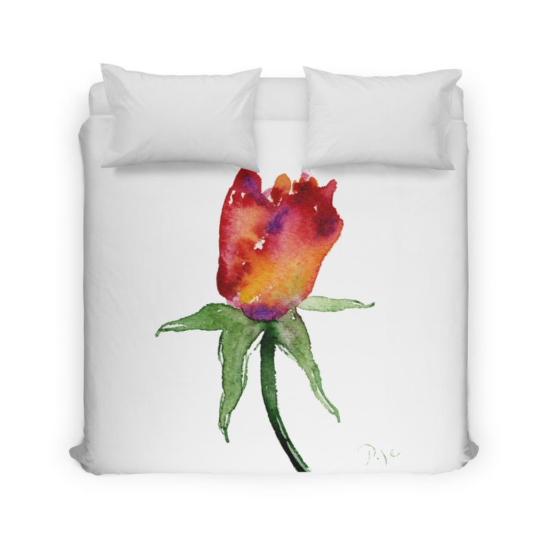 Innocence by Igor Pose Home Duvet by IgorPose's Artist Shop