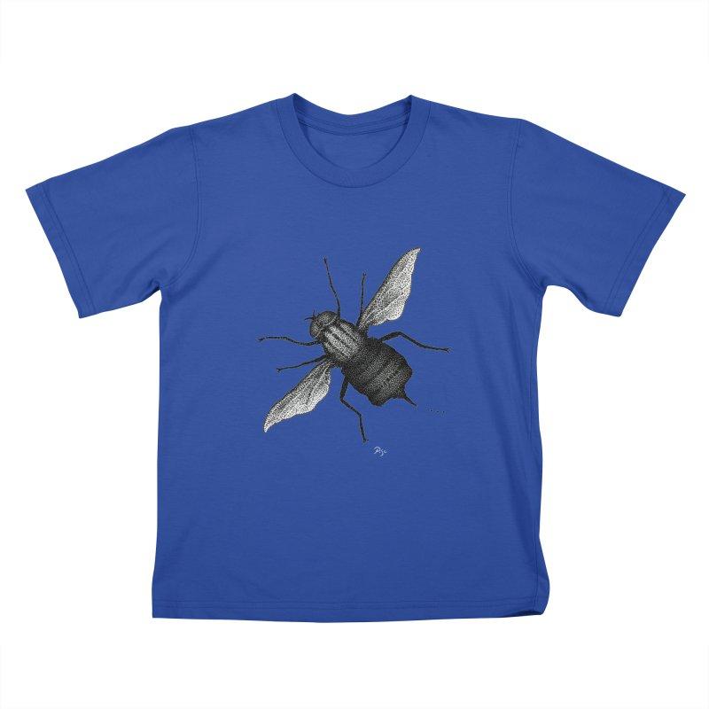 Suspension Points by Igor Pose Kids T-Shirt by IgorPose's Artist Shop