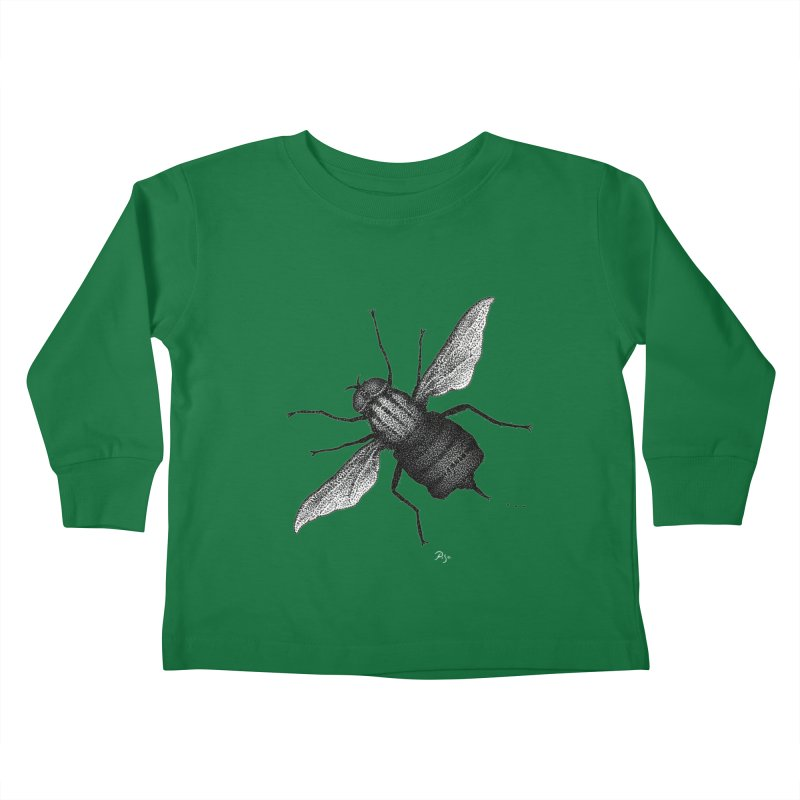 Suspension Points by Igor Pose Kids Toddler Longsleeve T-Shirt by IgorPose's Artist Shop