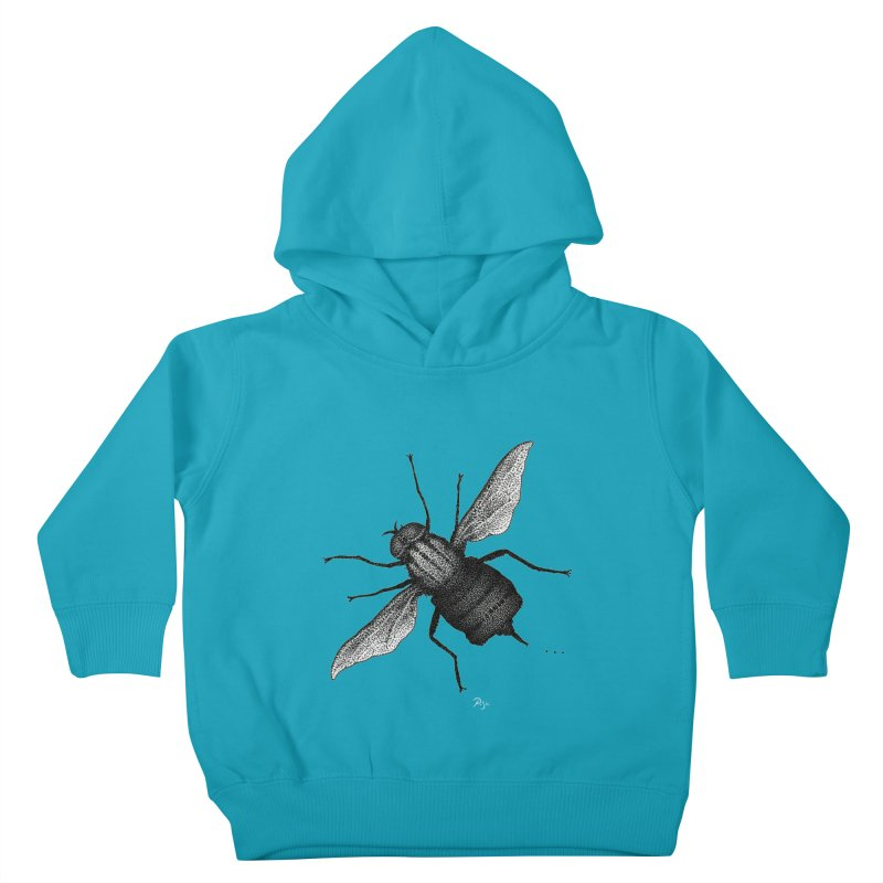 Suspension Points by Igor Pose Kids Toddler Pullover Hoody by IgorPose's Artist Shop