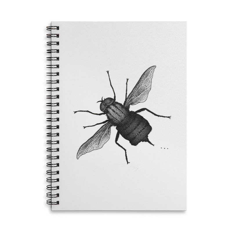 Suspension Points by Igor Pose Accessories Lined Spiral Notebook by IgorPose's Artist Shop